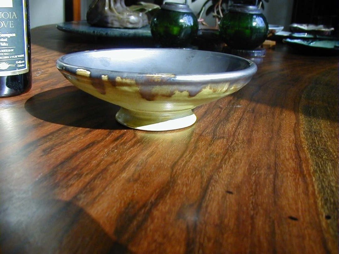 Moss Green Dish-small