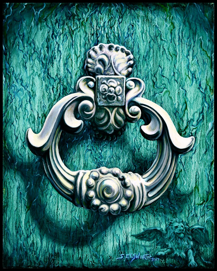 Green Knocker